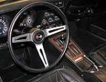 1972 CHEVROLET CORVETTE COUPE - Interior - 79189
