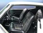 1972 CHEVROLET CHEVELLE 2 DOOR PRO-TOURING COUPE - Interior - 79194