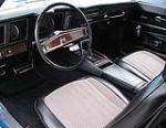 1969 CHEVROLET CAMARO RS/SS COUPE - Interior - 79195