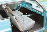 1964 CHEVROLET IMPALA SS 2 DOOR COUPE - Interior - 79215