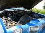 1973 PONTIAC GRAND PRIX 2 DOOR HARDTOP - Engine - 79254