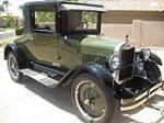 1926 CHEVROLET LANDAU SERIES V COUPE - Front 3/4 - 79256