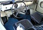 1973 VOLKSWAGEN THING 4 DOOR CONVERTIBLE - Interior - 79259