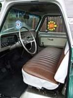 1965 CHEVROLET C-20 PICKUP - Interior - 79276
