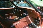 1978 CHEVROLET CORVETTE COUPE - Interior - 79279