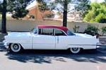 1956 CADILLAC SERIES 62 COUPE DE VILLE - Side Profile - 79536