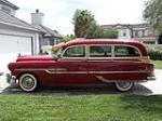 1953 PONTIAC CHIEFTAIN STATION WAGON - Side Profile - 79587