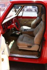 1970 CHEVROLET C-10 CUSTOM 1/2 TON PICKUP - Interior - 79602