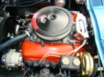 1965 CHEVROLET CORVETTE CONVERTIBLE - Engine - 79612