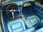 1965 CHEVROLET CORVETTE CONVERTIBLE - Interior - 79612