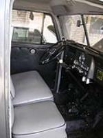1952 WILLYS WAGON STATION WAGON - Interior - 79625