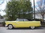 1955 FORD FAIRLANE SUNLINER 2 DOOR CONVERTIBLE - Side Profile - 79793