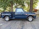 1968 CHEVROLET STEPSIDE PICKUP - Side Profile - 79804