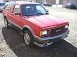 1992 GMC TYPHOON SUV - Front 3/4 - 79814