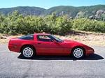 1991 CHEVROLET CORVETTE ZR-1 COUPE - Side Profile - 79816
