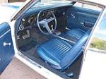 1969 PONTIAC FIREBIRD TRANS AM RE-CREATION 2 DOOR HARDTOP - Interior - 79829
