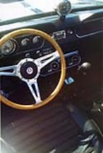 1965 FORD MUSTANG CUSTOM CONVERTIBLE - Interior - 79840