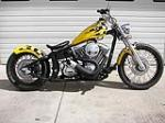 2008 BACKROAD CHOPPERS STREET FIGHTER SOFTTAIL   - Side Profile - 79851