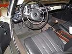 1968 MERCEDES-BENZ 250SL ROADSTER - Interior - 79862