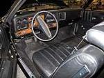 1977 CHEVROLET MONTE CARLO 2 DOOR SPORT COUPE - Interior - 79863