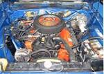1972 PLYMOUTH CUDA 2 DOOR HARDTOP - Engine - 79884