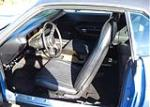 1972 PLYMOUTH CUDA 2 DOOR HARDTOP - Interior - 79884
