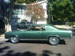 1970 CHEVROLET MONTE CARLO 2 DOOR COUPE - Front 3/4 - 79897