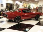 1967 FORD MUSTANG FASTBACK - Side Profile - 80895