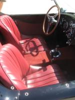 1963 SHELBY COBRA ROADSTER - Interior - 80901