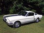 1966 SHELBY GT350 FASTBACK - Front 3/4 - 80907