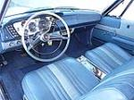 1963 PLYMOUTH SPORT FURY CONVERTIBLE - Interior - 80941