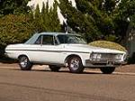 1963 PLYMOUTH SPORT FURY CONVERTIBLE - Side Profile - 80941