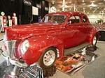 1940 FORD STREET ROD COUPE - Front 3/4 - 80944