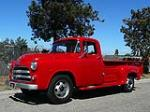 1956 DODGE CL-GL 1 1/2 TON PICKUP - Side Profile - 80994