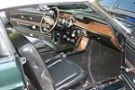 1968 SHELBY GT500 KR CONVERTIBLE - Interior - 81056