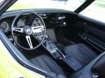 1969 CHEVROLET CORVETTE CONVERTIBLE - Interior - 81074