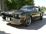 1968 FORD MUSTANG CUSTOM FASTBACK - Front 3/4 - 81079