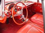 1962 CHEVROLET CORVETTE CONVERTIBLE - Interior - 81142