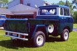 1961 WILLYS FC150 PICKUP - Rear 3/4 - 81146