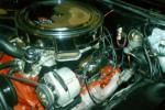 1963 CHEVROLET IMPALA 2 DOOR CONVERTIBLE - Engine - 81162