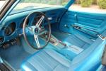 1970 CHEVROLET CORVETTE COUPE - Interior - 81164