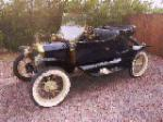 1913 FORD MODEL T RUNABOUT - Side Profile - 81190