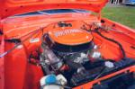 1973 PLYMOUTH SCAMP CUSTOM 2 DOOR HARDTOP - Engine - 81209