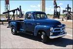 1955 CHEVROLET 3600 PICKUP - Front 3/4 - 81251