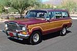 1985 JEEP GRAND WAGONEER WAGON - Front 3/4 - 81257