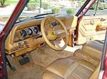 1985 JEEP GRAND WAGONEER WAGON - Interior - 81257