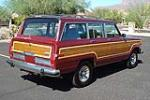 1985 JEEP GRAND WAGONEER WAGON - Rear 3/4 - 81257