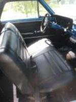 1965 CHEVROLET EL CAMINO PICKUP - Interior - 81283
