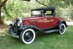 1929 CHEVROLET ROADSTER - Front 3/4 - 81285