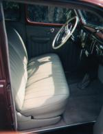 1939 FORD CUSTOM COUPE - Interior - 81346